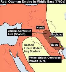 Ottoman Empire Government System Ottoman Empire In Iraq