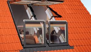 Design A Patio Built In Balcony New Skylight Windows Can Fold Out To Create A