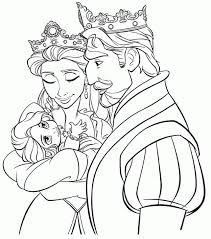Free Printable Tangled Coloring Pages For Kids Inside Rapunzel Coloring Pages Tangled