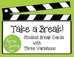 on break sign for desk 109 best behavioral images on pinterest behavior class room and