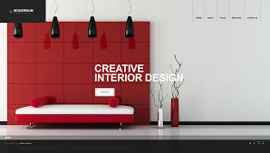 Creative Interior Design Interior Design Templates On Behance
