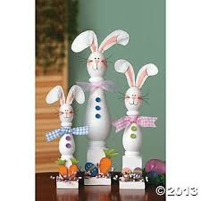 decorative accessories for home christmas spindle crafts spindle bunnies decorative accessories
