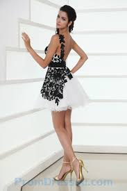 short black and white prom dresses prom dresses cheap