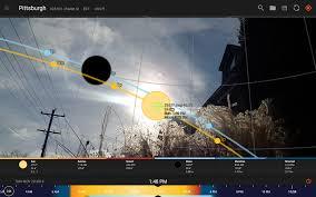 sun surveyor sun u0026 moon android apps on google play