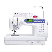 janome heavy duty sewing machine ebay