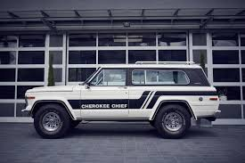 chief jeep color jeep cherokee chief martini garage