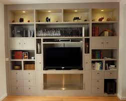 bureau bibliothèque intégré bibliothèque avec tv et cheminée intégrée et bibliothèque d angle