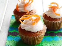 mini carrot cupcakes recipe food network kitchen food network