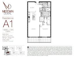 Parc Imperial Floor Plan Midtown Doral Condos For Sale And Rent Bogatov Realty