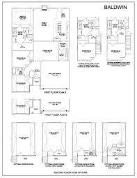 4 bedroom floor plans with bonus room finest trasona cove east