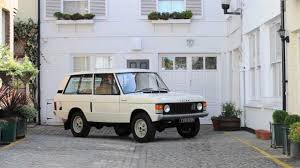 90s land rover for sale range rover u0027classic u0027 velar prototype youtube
