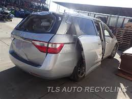 honda odyssey car parts parting out 2012 honda odyssey stock 6393rd tls auto recycling