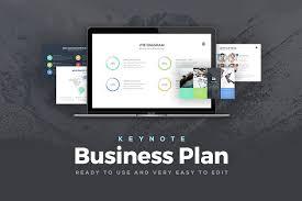 business plan keynote template presentation templates creative