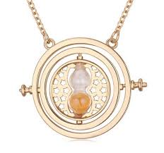 harry potter necklace images Harry potter rotating time turner hourglass necklace loft owl png