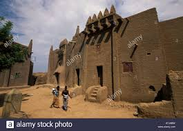 Moroccan Houses by Traditional Moroccan Style Mud House Djenné Mali Stock Photo