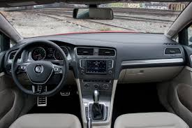 volkswagen california interior 2017 volkswagen golf alltrack our review cars com