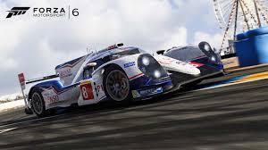 mobil balap mobil balap toyota di forza motorsport 7