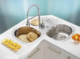 Corner Sink For Kitchen by How To Use Corner Kitchen Sink U2014 The Decoras