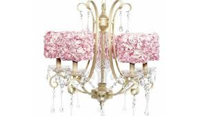 Pink Chandelier Light 15 Alluring Pink Chandeliers For A U0027s Bedroom Home Design Lover