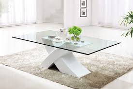 Glass For Tables by Clear Acrylic Side Table Tags Breathtaking Clear Coffee Table