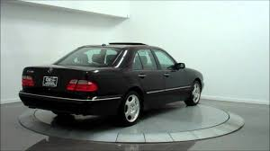 1999 black mercedes 1999 mercedes e430