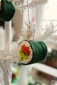 parrish platz sushi ornaments