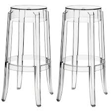 bar stools stainless steel based counter stool with white