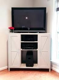 white corner television cabinet corner tv stand tall tall corner stand for flat screen with mount