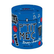 Trousse De Toilette Dlp by Tirelire Enfant Collection Ptit Mec Dlp