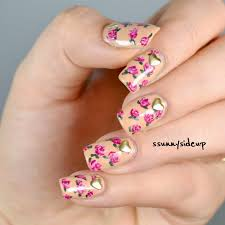 ssunnysideup vintage nails