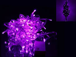 halloween purple led string lights 10m 100 led string fairy light tail plug connectable wedding