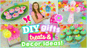 Easter Decorations Bethany Mota by 5 Fun Easter Spring Diys Gifts Treats U0026 Decoration Ideas