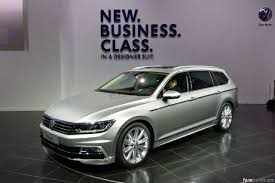 volkswagen passat wagon vw design director klaus bischoff on the new passat