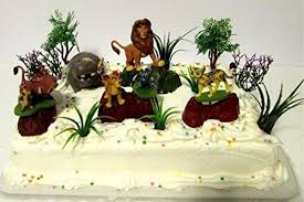 lion king cake toppers the lion king lion guard 19 birthday cake topper figure