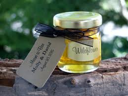honey jar wedding favors set of 24 2 oz honey jars favors honey wedding favor
