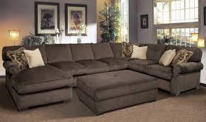 Best Deep Seat Sofa Terrifying Images Black Leather Sofa Sectional Wondrous Jysk Red