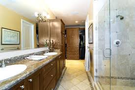 Closet Bathroom Ideas Bathroom Closet Designs Small Home Ideas
