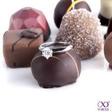 verlobungsring konfigurator die besten 25 schokolade diamantringe ideen auf pop