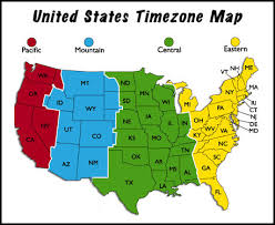 us map with state abbreviations and time zones time zones mountain time zone south dakota time zone
