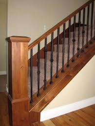 Staining Stair Banister 11 Best Azemika Iron Stairway Railings Images On Pinterest