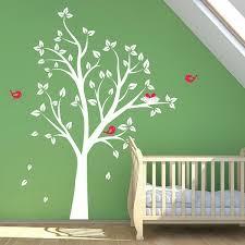 chambre bébé arbre stickers pour la chambre de bébé arbre archzine fr