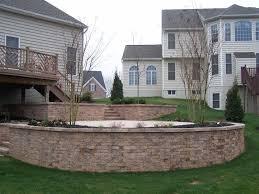 retaining walls in colorado lawn pros