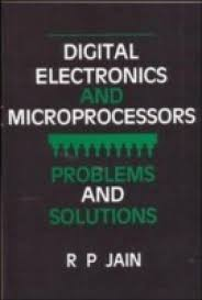 digital electronics and microprocessors problems and solutions
