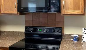Kitchen Backsplash How To Install by How To Install Your Own Tile Backsplash Easy Diy Tutorial