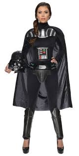 Halloween Costumes Stormtrooper Darth Vader U0026 Stormtrooper Ladies Fancy Dress Star Wars Womens