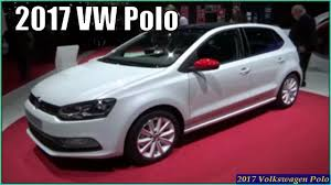 volkswagen polo vw polo 2017 new volkswagen polo 2017 gti interior and exterior