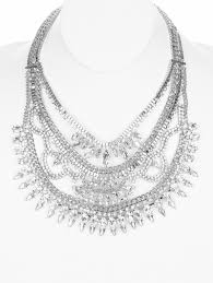 vintage style necklace images Alluring vintage style statement bib necklace whimsia jpg