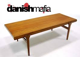 Mid Century Modern Sofa Table by Mid Century Danish Modern Teak Coffee Sofa Table Eames Danish Mafia