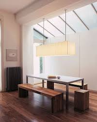 how to correctly light your dining room table