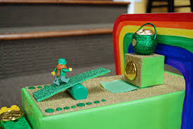 catch a leprechaun force and simple machines